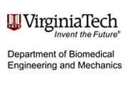 Department of Biomedical Engineering and Mechanics, Virginia Tech